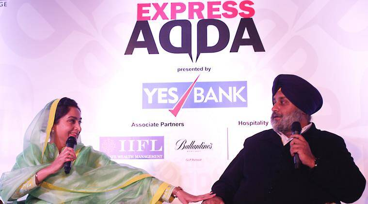 Sukhbir badal, punjab, punjab drup problem, Sukhbir Singh Badal, drugs in goa, punjab drug capital, express adda in delhi