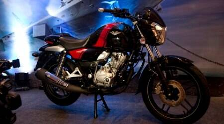 Bajaj Auto motorcycle sales up 2% in May
