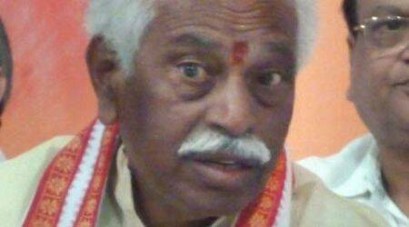 Bandaru Dattatreya hits out at Congress for allegations against PM Modi