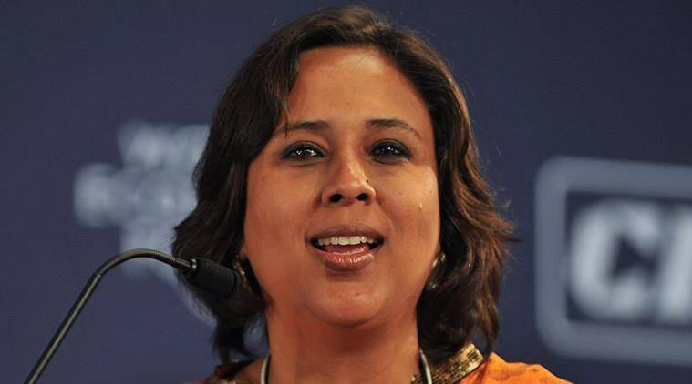 Barkha Dutta, Legion, Barkha Dutta Twitter hacked, Barkha Dutta-Twitter hacked by Legion, Indian Express, India news
