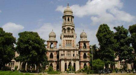 Vadodara's Maharaja Sayajirao University website hacked by 'Pak men'