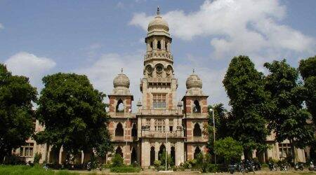 ms university, ms university gujarat, ms university baroda, foregn students, admission, college admission, nirf rankings, education news, gujarat news, indian express news