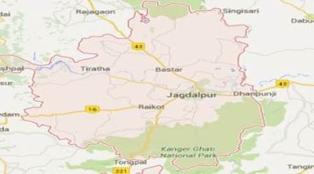 Stones hurled at scribe home in Bastar