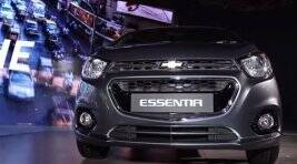 Chevrolet Beat Activ & Essentia Make India Debut: First Look Video