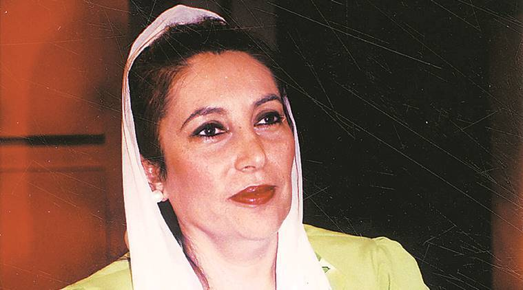 Benazir Bhutto, india, pakistan, pakistani leader, military leadership, india news
