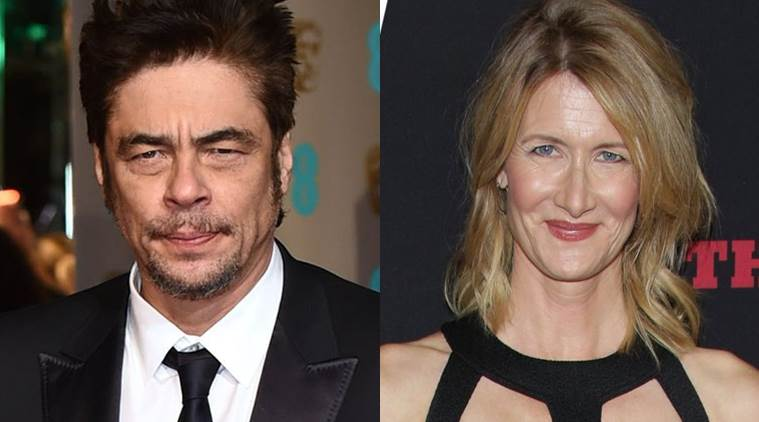 Star Wars: Episode VIII, Benicio Del Toro, Laura Dern, Star Wars: Episode VIII news, Star Wars: Episode VIII cast, entertainment news