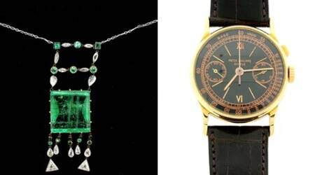 Ponzi scheme mastermind's jewellery collection on auction till 19February