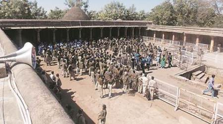 Bhojshala-Kamal Maula mosque: Security up, locals fear troubletoday