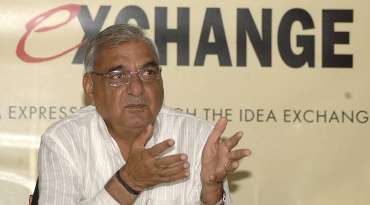 manesar land case, bhupinder singh hooda, bhupinder singh hooda land case, bhupinder singh hooda money laundering, india news