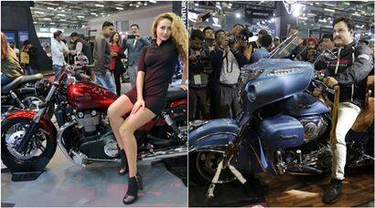 Auto Expo 2016 Bikes: The best glimpses
