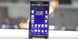 Blackberry Priv First Look Video