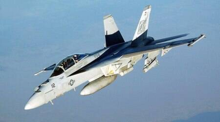India eyeing Boeing's Super Hornet in latest twist to air force procurement