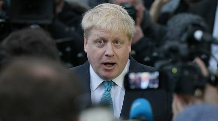 London Mayor Boris Johnson said Sunday he is joining a campaign to encourage Britain to leave the European Union.