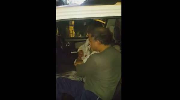 Brawl video of Tihar staffers goes viral; jail says will suspend duo/ Screenshot