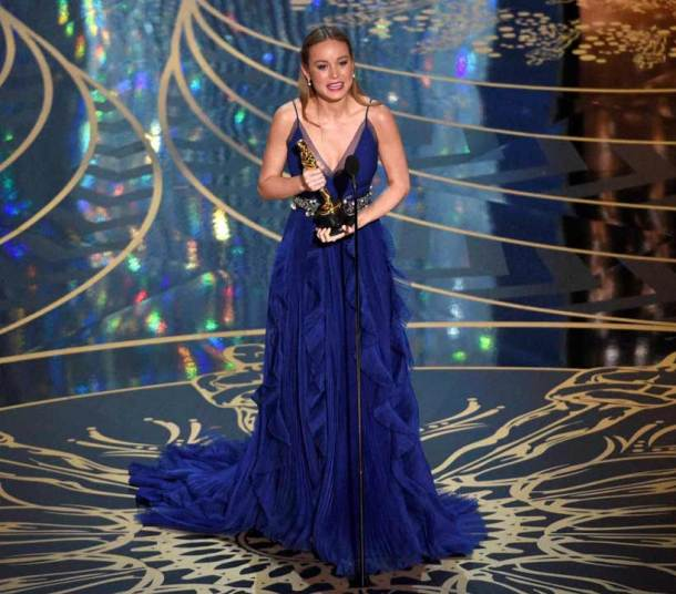 Oscars 2016: Brie Larson finds her voice and Best Actress Oscar in Room