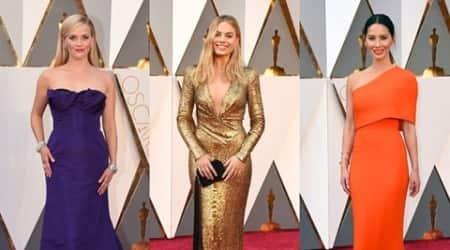 Oscars 2016 red carpet: Bright colours beatmonochrome