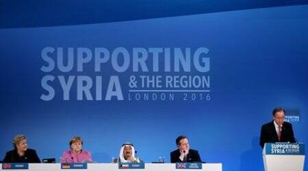 syria, migrant crisis, syrian refugee crisis, Syria war, syrian civil war, syria un talks, syria crisis fund conference, world news, latest news