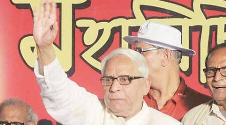 Need to forget differences to oust Mamata govt: Buddhadeb  Bhattacharjee
