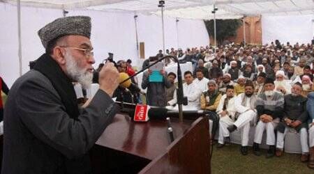 To take call on support to SP, Bukhari calls Muslims' meet