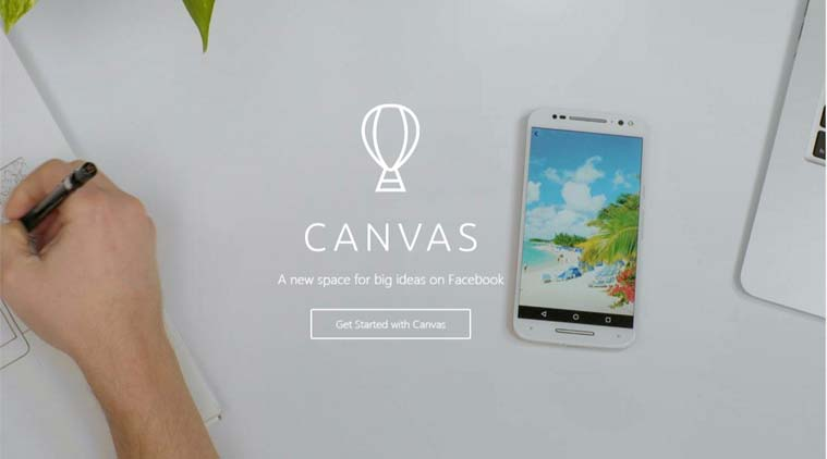 Facebook, Facebook Canvas, Facebook Canvas Ads, Canvas ads, Facebook ads, Facebook Mobile ads, technology, technology news