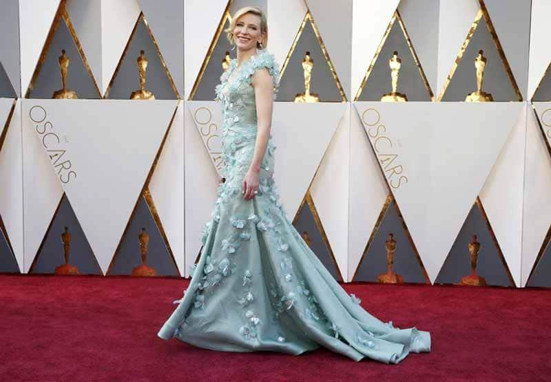 Oscars 2016, Cate Blanchett