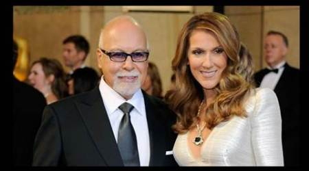 Celine Dion named husband's administrator