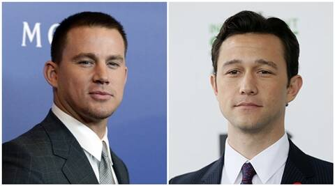 Channing Tatum, Joseph Gordon Levitt, Channing Tatum Musical Comedy, Channing Tatum Films, Channing Tatum joseph Gordon Levitt, Channing Tatum in Musical Comedy, Entertainment news