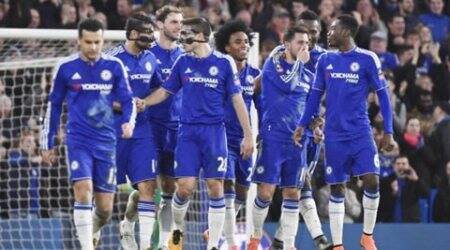 Chelsea hammer second-string Manchester City 5-1 to reach FA Cup quarters