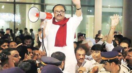 Back from the US, Chhagan Bhujbal in self-defence mode, cries vendetta