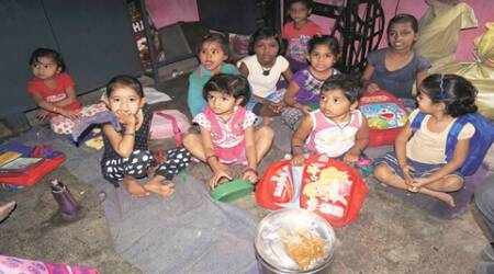 Hardlook: Migrant children and their mixedtongues