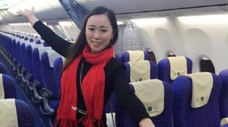 'Felt like a rockstar': Chinese woman gets whole plane to herself on her wayhome