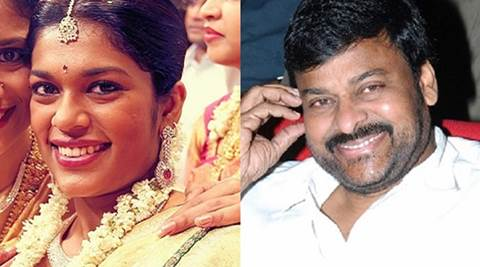 Chiranjeevi, Chiranjeevi daughter, Chiranjeevi daughter marriage, Chiranjeevi second daughter Srija, Chiranjeevi news, Chiranjeevi films, entertainment news