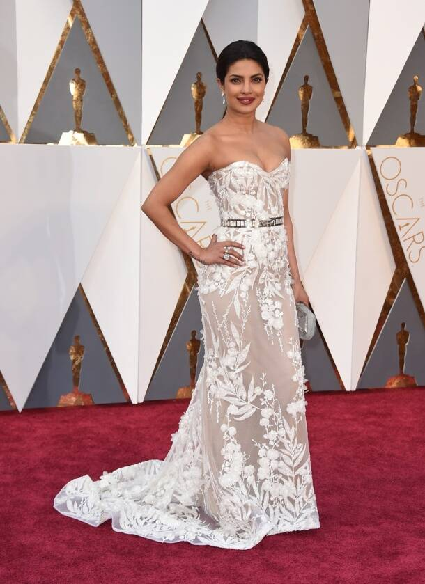 Oscars 2016: Priyanka Chopra, Charlize Theron, Cate Blanchett, Alicia Vikander among the best dressed