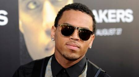 Chris Brown fined in Amsterdam