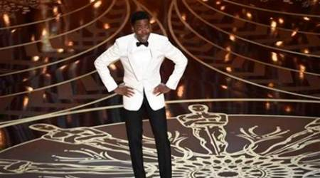 Chris Rock transforms Oscars into biting racial commentary