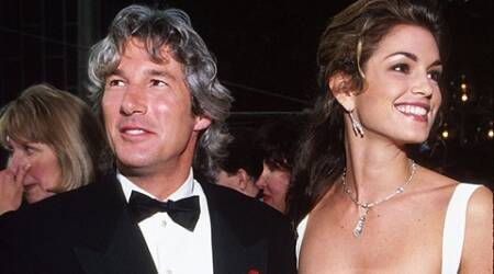 Ex Richard Gere and I were never friends: CindyCrawford