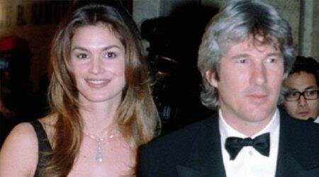 Ex-husband Richard Gere is like stranger, says Cindy Crawford