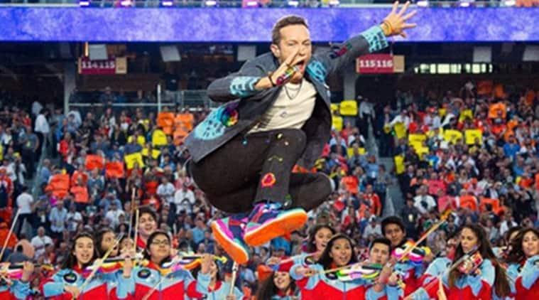 Coldplay, Coldplay news, Coldplay guitar, Coldplay news, Coldplay mumbai, entertainment news