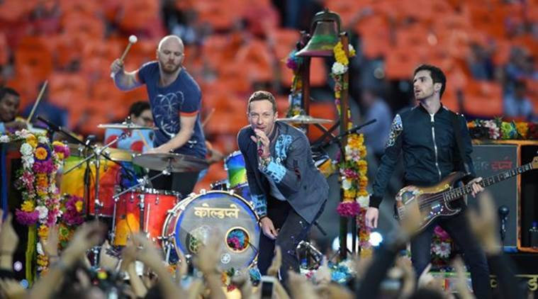 Coldplay, Britain's Glastonbury Festival, Britain's Glastonbury Festival news, Coldplay news, Coldplay Glastonbury, entertainment news
