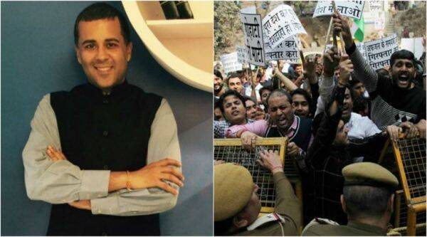 Chetan Bhagat tweeted his opinion about the latest JNU row and Twitterati trolled him