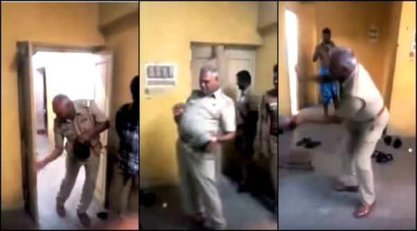 Deputy jailer Shankaran got suspended after his video dancing in uniform went viral/ Screenshot
