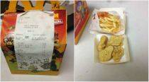 Six years in the freezer, McDonald's Happy Meal did not rot at all; claims woman from Alaska