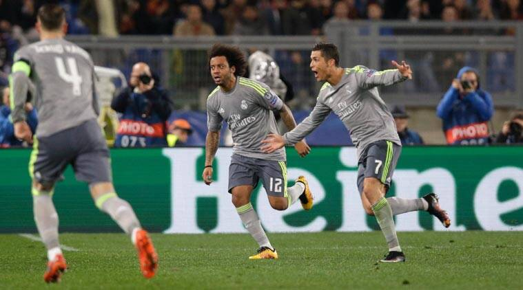 Cristiano Ronaldo, Cristiano Ronaldo Real Madrid, Real Madrid Cristiano Ronaldo, Ronaldo Real Madrid, Real Madrid Ronaldo, Real Madrid vs AS Roma, AS Roma vs Real Madrid, Football News, Football