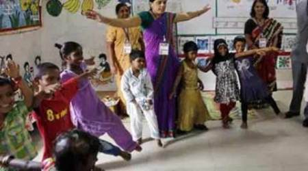 Sassoon hospital reopens creche for children of working mothers