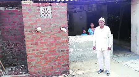 Sanitation facility: Mehsana Dalit family finally gets toilet