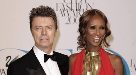 David Bowie, Iman bowie, David Bowie Wife, David Bowie Wife Iman, David Bowie Death, David Bowie Dead, David Bowie Passed Away, Entertainment news