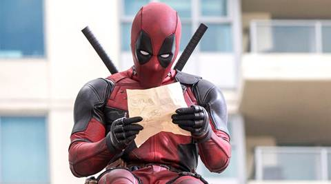 Deadpool movie review, Deadpool review, Deadpool, Ryan Reynolds, Deadpool film review, Deadpool stars, Deadpool cast, Deadpool movie, Morena Baccarin, Ed Skrein, movie review, review, ratings, stars