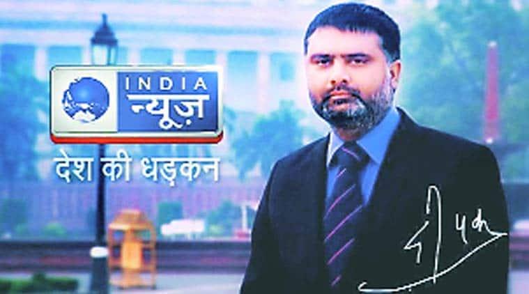 """""""Main pseudo desh bhakt nahin hoon...aap jaise log subsidy ki roti tod rahrein hai,"""" says Deepak Chaurasia."""