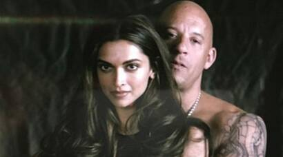 Deepika Padukone shoots for xXx : The Return of Xander Cage with Vin Diesel, see pics