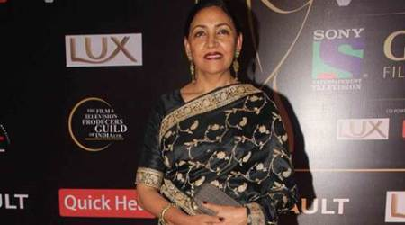 Versatile actor Deepti Naval turns 59